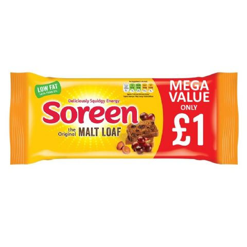 Original Soreen Malt Loaf Cake 320g